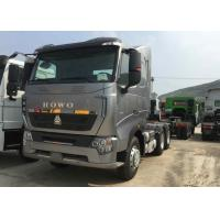 Quality 6*2 Prime Mover Trailer Head Truck CNHTC 371 HP 420 HP Diesel Tractors for sale