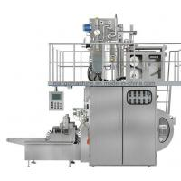 Aseptic Brick Carton Filling Packing Machine for Beverage
