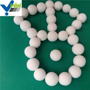 China High purity inert alumina ceramic grinding media balls prices on sale