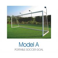 Buy cheap Standard Sports Facility And Accessory Freestanding Aluminum Portable Soccer from wholesalers