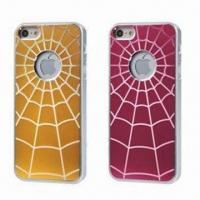 Quality Spider Web Cases for iPhone 5, Made of Aluminum for sale