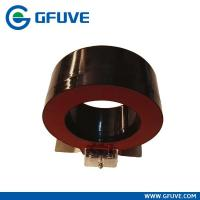 China Cast Resin Bushing Type Current Transform Split Core Accuracy 0.5 20-600A protection windings on sale