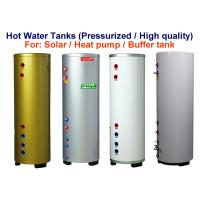 Quality Portable Hot Water Storage Tank Titanum Coil Heat Exchanger Long Life Span for sale