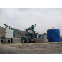 80 Ton Output Asphalt Mixing Plant In Road Construction Machinery 1000KG Mixer Capacity