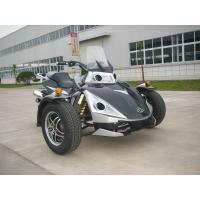 Quality Racing Black Tricycle Motorcycle ATV 250CC With Two Seats for sale