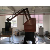 China 6kw Stacking Industrial Automation Robot With Large HD Color Screen 1500KG on sale