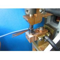 China Electric Motor Stator Lead Wire Tube Automatic Fusing Machine ISO / SGS  Audit on sale
