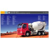 Quality SINOTRUK HOWO CONCRETE  MIXER TRUCK for sale