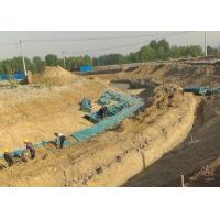 Quality PP Geotechnical Bags Military Bunker Galfan Metal Gabion Baskets for sale