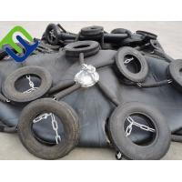 China Ship berthing pneumatic rubber bumper fender on sale