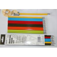 Quality HB wooden pencil with eraser and colarful wooden pencil PEN2004 for sale