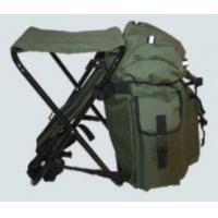 Quality Padded 600D PVC coated Carp Fishing Chairs for the wild fishing, outdoor sports for sale
