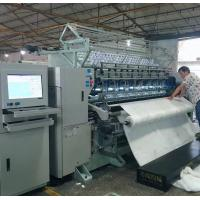 Buy cheap 64 Inches Lock Stitch High Speed Quilting Machine For Making 1.6 Meters Duvets from wholesalers