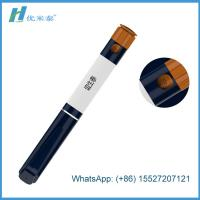 China Customized Disposable Diabetes Insulin Pen ,Safety Pen Needles With 3ml Cartridge on sale