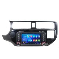 Quality DVD Player for Kia RIO K3 Pride Android System Stereo Headunit Radio for sale