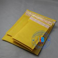 "Quality stock size high quality   5""*9"" 13cm*21cm  yellow kraft bubble courier mailer for sale"