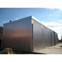 Buy cheap High Capacity Wood Drying Room Thermal Oil Heating Medium Forklift Loading from wholesalers