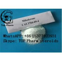 Quality 99% purity Mibolerone/Cheque Drops CAS 3704-09-04 muscle gains for sale
