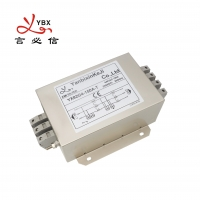 Quality Three Wire Multi Stage 1450VDC 3 Phase EMI Filter 10A 30MHZ for sale