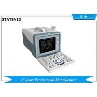 Buy LED Portable Ultrasound Scanner / Ultrasound Scan Equipment 256 Levels Gray at wholesale prices