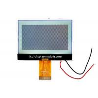 China Monochrome Graphic Custom LCD Module , 128 x 64 3.3V Backlight Chip On Glass LCD Display on sale