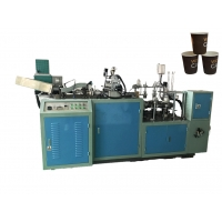 Quality 16oz 50pcs/Min Hollow Ripple Paper Cup Sleeve Machine for sale