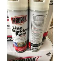 Non Toxic Line Temporary Marking Spray Paint 500ml For Traffic Accident