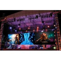 Quality P3.91 Full Color Outdoor Led Display Module , Led Video Wall Panels Energy Saving for sale