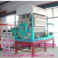 Quality high efficiency pulp egg tray forming machine/egg tray making machine for sale