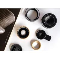 3 In 1 Universal Clip Lens , Smartphone Clip On Lenses Easy Attach
