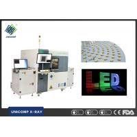 Quality Electronics Industry In Line X Ray Screening Machine LED Welding Voids Flaw 2kW for sale