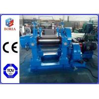 Quality Long Service Life Rubber Processing Equipment 1200mm Roller Working Length for sale