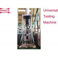Quality ISO15835-2 Servo Hydraulic Universal Testing Machine Concrete Reinforcement Coupler Cyclic Test for sale