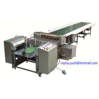 Quality Paper Sheet Flute Laminator Machine Auto Suction Feeder Size Customized for sale