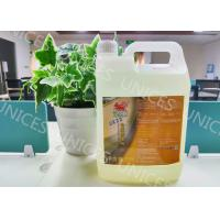 Quality Light Yellow Liquid Chlorine Disinfection , 5L Hypochlorous Acid Disinfectant for sale