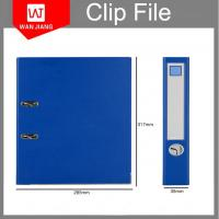 Quality China manufacturer provide low price a4 box files fashion design lever arch file for sale
