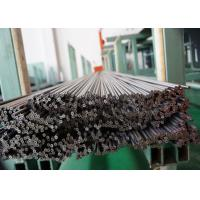 High Cleanness Hydraulic Tubing Seamless Steel Tube Plugged With Plastic Caps for sale