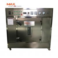Quality Vertical Model Microwave Drying Sintering Sterilization Batch Oven for sale