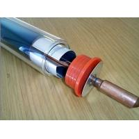 China all glass evacuated solar collector tube with heat pipe on sale