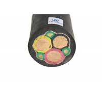 Quality 600V G/PG Flexible Rubber Insulated Mining Vfd Drive Cable for sale