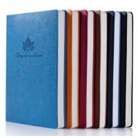 Quality pu notebook business notebook promotion notebook any size any print for sale