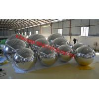 Buy cheap Inflatable Advertising Custom Printed Balloons Round 3m For T-show from wholesalers