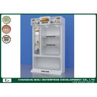 Quality Customized Display Case Down Lighting High Grade Metal Display Cabinets for sale