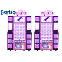 Quality Modern Appearance Makeup Vending Machine , Nail Polish Vending Machine Beautiful Frame for sale