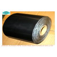 Quality Yellow Color High Tack Polyethylene Anti Corrosion Tape For Carbon Pipes for sale