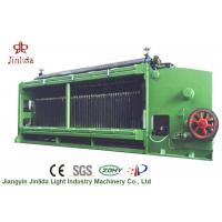 Quality Automatic Gabion Mesh Machine Width 4300mm Wire Diameter 2.6-3.2mm CE for sale