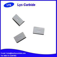 Quality YG6 YG8 K20 Tungsten Carbide Saw Tips for Cutting for sale
