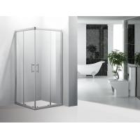 Bathroom Corner Showers Stalls Double Wheels Square Shower Enclosure 700 X 900