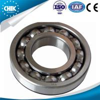 Quality High speed and low noise deep groove ball bearings chrome steel for sale