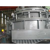 Quality High frequency and Ac steel melting induction Electric ARC Furnaces eaf with 0.5t to 125t capacity for sale